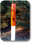 Poly Dome Marker Posts